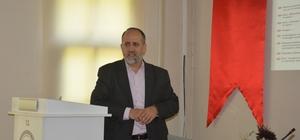 İnebolu'da hacı adaylarına seminer verildi