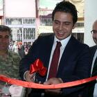 Yeşilyurt'ta el sanatları sergisi açıldı