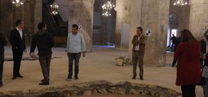Divriği'deki Ulu Cami ve Darüşifası'nın restorasyonu
