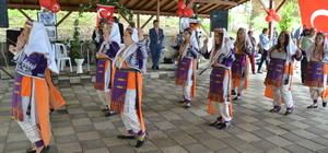 """Sinop'ta """"2. Etli Kazan Pilav Şenliği"""" düzenlendi"""