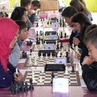 Yeşilyurt'ta satranç turnuvası düzenlendi