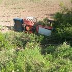 Gölpazarı'da traktör devrildi: 1 yaralı