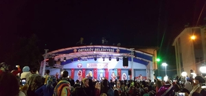 ORTAKÖY'DE FESTİVAL COŞKUSU