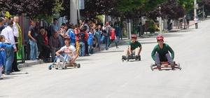 Seben'de tornet yarışı yapıldı