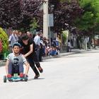 SEBEN'DE TORNET YARIŞMASI DÜZENLENDİ