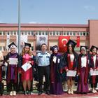 Vezirköprü Meslek Yüksekokulu mezuniyet töreni