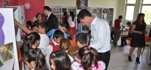 """Tunceli'de """"10 Köy Okulu 10 Kütüphane"""" Projesi"""