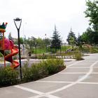 Kırşehir'de çocuklar için 5 yeni park açıldı