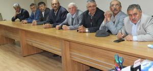 Çayıralan'da Köylere Hizmet Götürme Birliği seçimi yapıldı