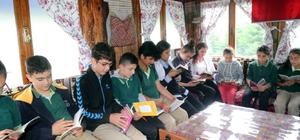 Ok -Öğrencilerin toprakla buluştuğu okul