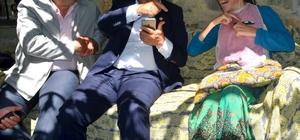 ILICALI, ARZU'NUN AKILLI TELEFON RÜYASINI GERÇEKLEŞTİRDİ