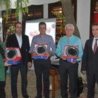 İnebolu TSO kıdemli oda üyelerini ödüllendirdi