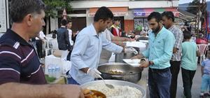 Hamamözü Belediyesi'nden muhtarlara iftar