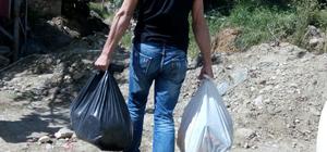 Gölova'da 30  aileye sıcak iftarlık