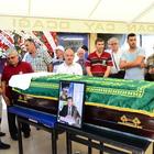 TSD Kırklareli Şube Başkanı Uzunoğlu, son yolculuğuna uğurlandı