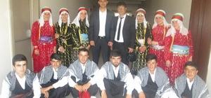 Kurs öğrencileri Hasankeyf'i gezdi