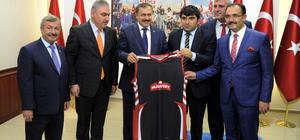 Orman ve Su İşleri Bakanı Eroğlu, Uşak'ta