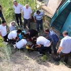 Şarkışla'da trafik kazası: 3 yaralı