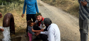 Kaybolan Suriyeli çocuk 10 saat sonra bulundu