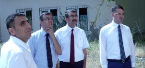 Kırıkkale'ye geri gönderme merkezi kurulma çalışmaları