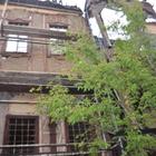 Keskin'de 150 yıllık tarihi binada yangın