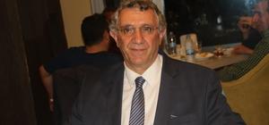 REKTÖR ADAYI PROF. DR. ALPASLAN CEYLAN PROJELERİNİ ANLATTI