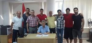 BURHANİYE BELEDİYESPOR'DA TRANSFER BAŞLADI
