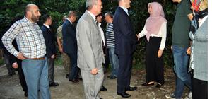 Çalışma ve Sosyal Güvenlik Bakanı Soylu, Trabzon'da