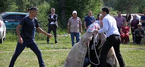 Karabük'te bayram şenlikleri düzenlendi