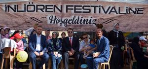 """Pınarbaşı'nda """"Çerkez Festivali"""" düzenlendi"""