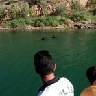 GÜNCELLEME- Şanlıurfa'da gölete giren çocuk kayboldu