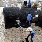 Sebastapolis Antik Kenti'ndeki kazı çalışmaları