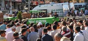 Yozgat'ta otomobilin devrilmesi