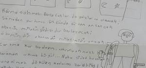 Kuran Kursu öğrencilerinden güvenlik güçlerine moral mektubu