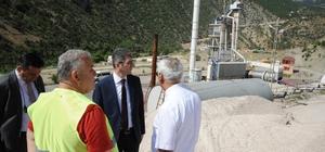 Artvin Valisi İnce, Ardanuç ilçesini ziyaret etti