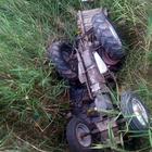 Kırıkkale'de traktörün altında kalan kişi öldü