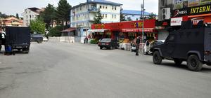 Tunceli'de şüpheli araç paniği