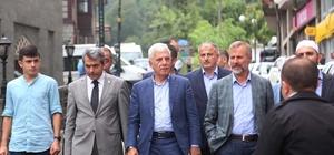 Erdoğan'ın dayısı Saim Mutlu toprağa verildi