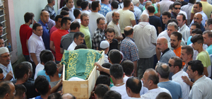 Giresun'da genç doktor için cenaze töreni düzenlendi