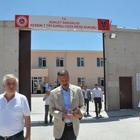 Milletvekili Öztürk, cezaevi inşaatında incelemelerde bulundu