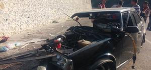 Mengen'de trafik kazası: 4 yaralı