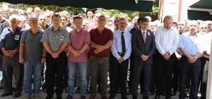 Eski Belediye Başkanı Özgün için gıyabi cenaze namazı