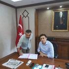 Borçka'da KÖYDES'in ihale sözleşmeleri imzalandı