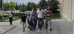 Konya'da FETÖ operasyonu