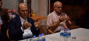 Trabzon'da Demokrasi ve Şehitler Mitingi