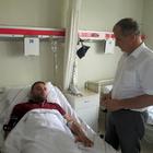 Sakarya'da doktorun darbedildiği iddiası