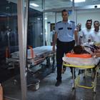 Şanlıurfa'da kamyonet ile motosiklet çarpıştı: 3 yaralı