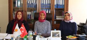AK Parti Konya Kadın Kolları İstişare toplantısı