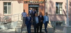 Vali Yılmaz, Tefenni ve Karamanlı ilçelerinde incelemelerde bulundu