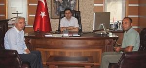 Güce'de, TOKİ konutları teslim edilmeye başlandı